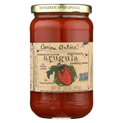 Cucina Antica Arugula Marinara Cooking Sauce - Case Of 12 - 16 Fl Oz.