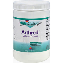 Nutricology Arthred Collagen Formula - 8.5 Oz