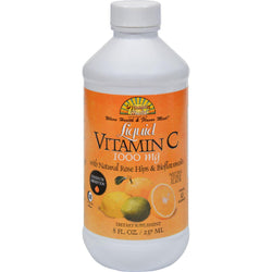 Dynamic Health Liquid Vitamin C Natural Citrus - 1000 Mg - 8 Fl Oz
