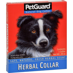 Petguard Herbal Collar For Dogs
