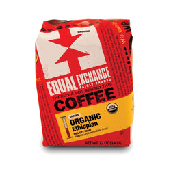 Equal Exchange Organic Drip Coffee - Ethiopian - Case Of 6 - 12 Oz.