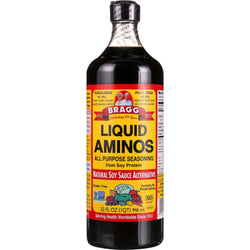 Bragg Liquid Aminos - 32 Oz - Case Of 12