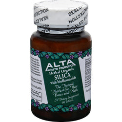 Alta Health Silica With Bioflavonoids - 60 Tablets
