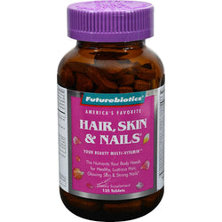 Futurebiotics Hair Skin And Nails - 135 Tablets