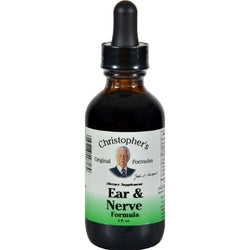 Dr. Christopher's Ear And Nerve - 2 Fl Oz