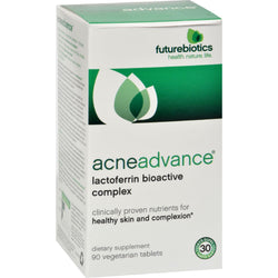 Futurebiotics Acneadvance - 90 Vegetarian Tablets