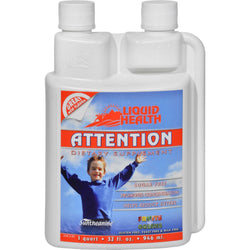 Liquid Health Attention - 32 Fl Oz