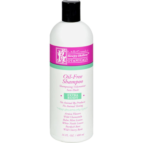 Mill Creek Oil-free Shampoo Extra Body - 16 Fl Oz