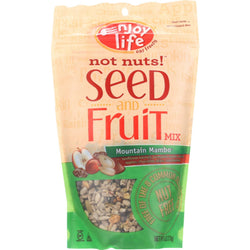 Seed And Fruit Mix; Mountain Mambo Nut Nuts!