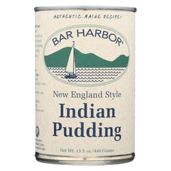 Bar Harbor Indian Pudding - Case Of 6 - 15.5 Oz.