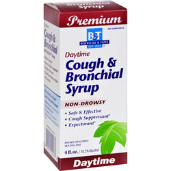 Boericke And Tafel Cough And Bronchitis Syrup - 4 Oz