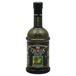 Colavita Extra Virgin Olive Oil - First Cold Pressed - Case Of 6 - 25.5 Fl Oz.