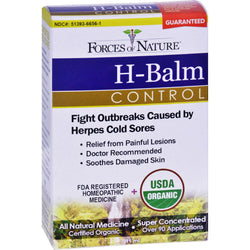 Forces Of Nature Organic H-balm Control - 11 Ml