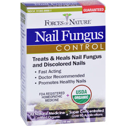 Forces Of Nature Organic Nail Fungus Control - 11 Ml