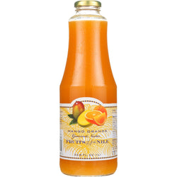 Fruit Of The Nile Nectar - Mango Orange - 33.8 Oz - Case Of 6