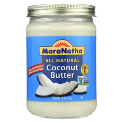 Maranatha Natural Foods Coconut Butter - Case Of 12 - 15 Oz.