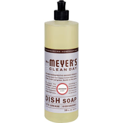 Mrs. Meyer's Liquid Dish Soap - Lavender - 16 Oz