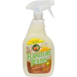 Earth Friendly Furniture Polish Spray - 22 Fl Oz