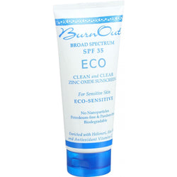 Burn Out Sunscreen - Eco Sensitive - Spf 35 - 3 Oz