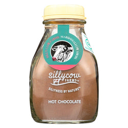 Sillycow Farms Hot Chocolate - Marshmallow Swirl - Case Of 6 - 16.9 Oz.