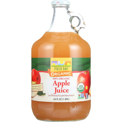 100% Organic Apple Juice