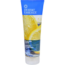 Desert Essence Shampoo - Italian Lemon - 8 Oz