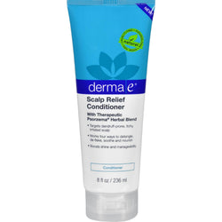 Derma E Conditioner - Scalp Relief - 8 Oz