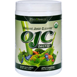 Ojc-purity Products Organic Juice Cleanse - Certified Organic - Daily Super Food - Apple Surprise - 8.47 Oz