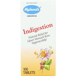 Hylands Homeopathic Indigestion - 100 Tablets