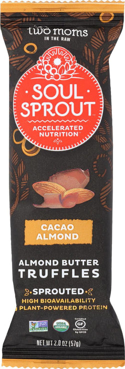 Two Moms In The Raw Truffles - Coco Almond - Case Of 6 - 2 Oz.