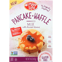 Pancake & Waffle Mix; With Ancient Grains