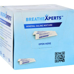 Breathexperts Mineral Saline Mixture - 30 Packets