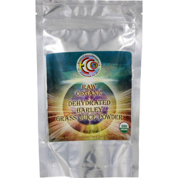 Earth Circle Organics Grass Juice Powder - Organic - Barley - 4 Oz