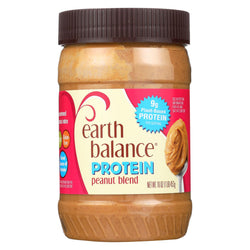Earth Balance Protein Peanut Blend - Case Of 12 - 16 Oz.