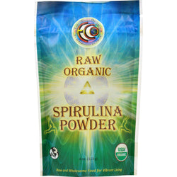 Earth Circle Organics Spirulina Powder - Organic - Raw - 4 Oz