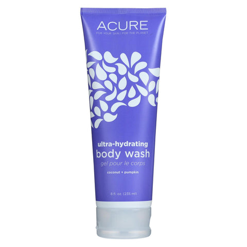 Acure Ultra Hydrating Body Wash - 8 Fl Oz.