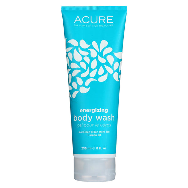 Acure Body Wash - Cell Stimulating - 8 Fl Oz.