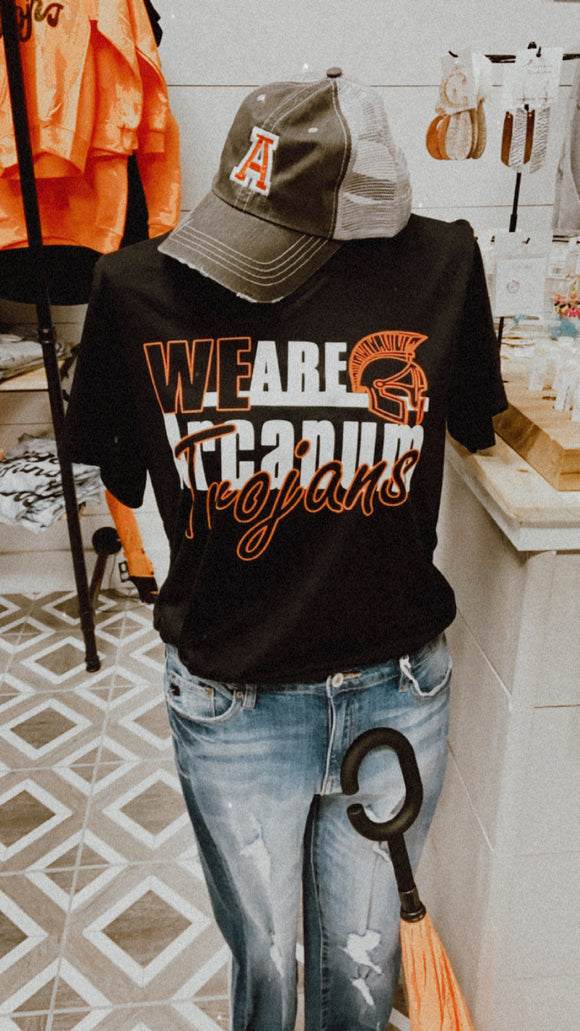 We Are Trojans Apparel