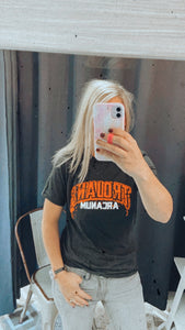 Distressed Arcanum Trojans Apparel