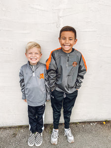 Arcanum Boys Windbreaker Quarter-Zip
