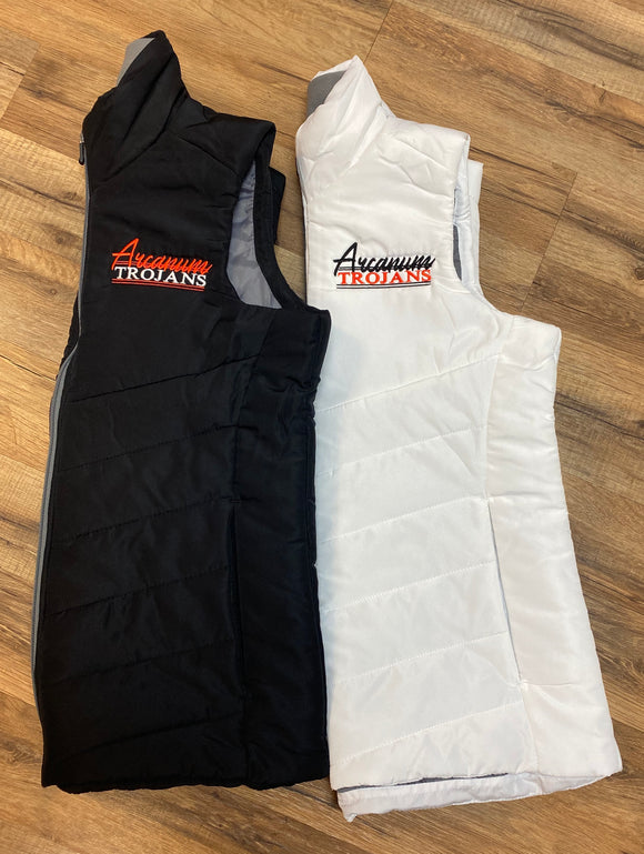 Ladies Arcanum Puff Vest