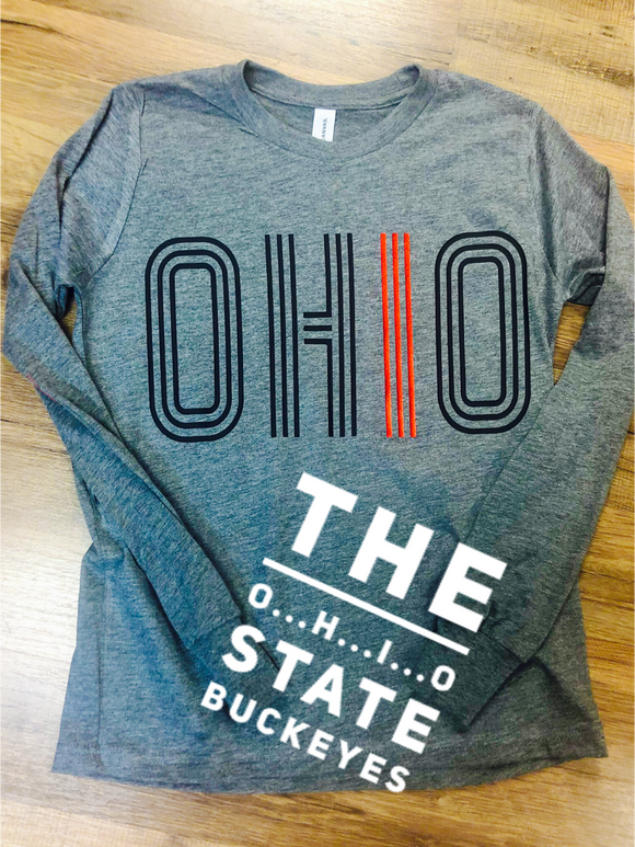 The Ohio State Long Sleeve