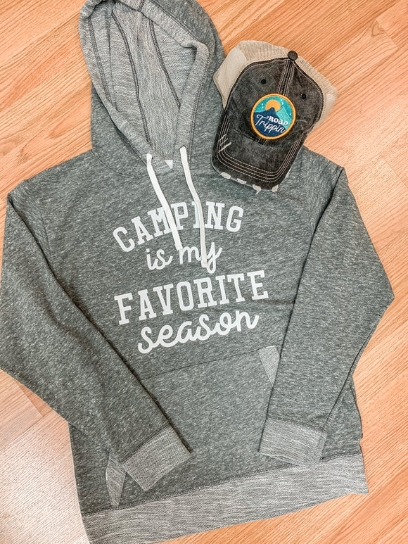 Camping is my Favorite Season Hoodie