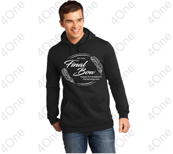 Final Bow Adult Sweatshirt