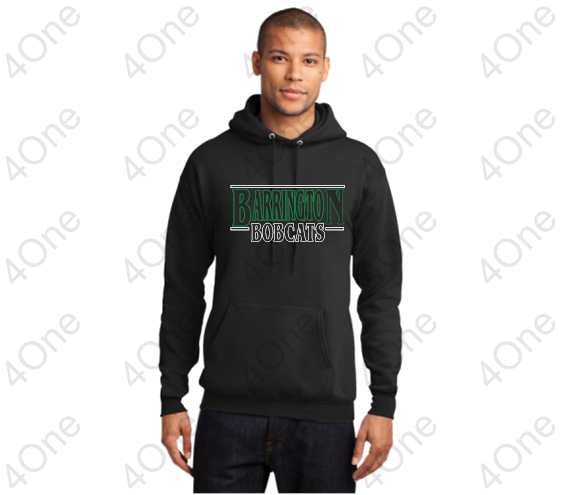 Barrington Hooded Sweatshirt