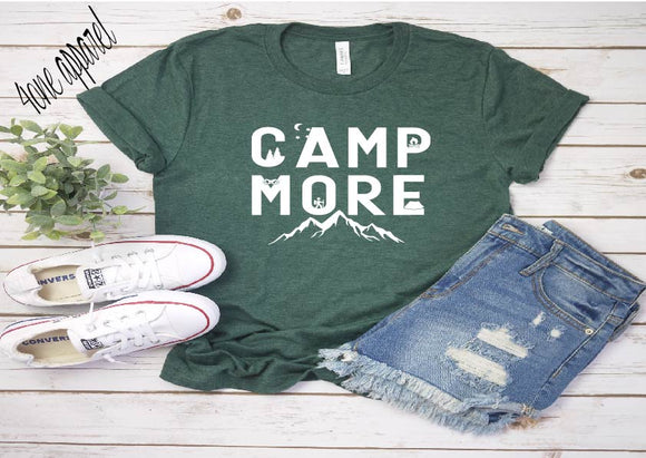 Camp More Sweatshirt