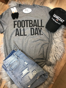 Football All Day Tee