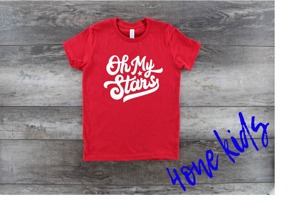 Youth Oh My Stars Tee