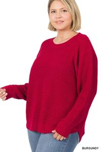 3/4 Sleeve Length Snap Cardigan