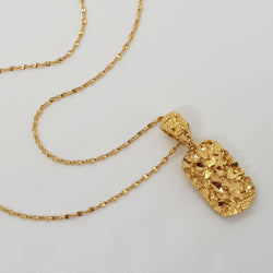 Artdeco Gold Necklace